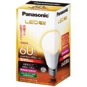 LDA8LGK60ESW [LED電球 E26口金 電球色相当 810lm 屋外器具対応 断熱材施工器具対応]