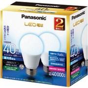 LDA4DGK40ESW2T [LED電球 E26口金 昼光色相当 485lm 屋外器具対応 断熱材施工器具対応 2個入]
