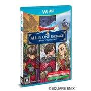 ドラゴンクエストX オールインワンパッケージ (ver.1+ver.2+ver.3) [Wii Uソフト]