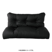 YS-7113 [フロアリクライニングソファ Puff(パフ) ブラック]