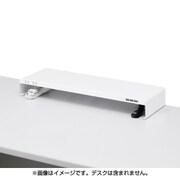 MR-LC202W [電源タップ+USBポート付き机上ラック W600×D200mm ホワイト]