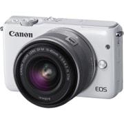 EOS M10 EF-M15-45 IS STM レンズキット ホワイト [ボディ ホワイト+交換レンズ「EF-M15-45mm F3.5-6.3 IS STM」]