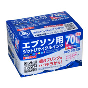 JIT-KE70L6P [リサイクルインクカートリッジ エプソン用 6色セット]