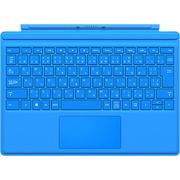 QC7-00071 [Surface Pro 4 タイプ カバー シアン]