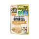健康缶 子猫のため パウチ こまかめフレーク入りまぐろムース(40g)
