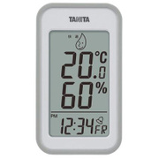 TT-559-GY [デジタル温湿度計 グレー]