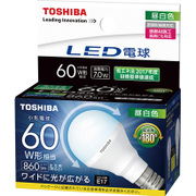 LDA7N-G-E17/S/60W [LED電球 E17口金 昼白色]