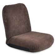 agura-pc300-br [腰に優しいあぐら座椅子 ブラウン]