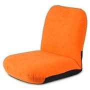 agura-pc300-or [腰に優しいあぐら座椅子 オレンジ]