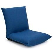 compact-cbc313-nv [腰に優しいコンパクト座椅子 ネイビー]