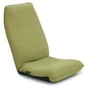 13hb-cbc313-gr [腰に優しいレバー式ハイバック座椅子II グリーン]