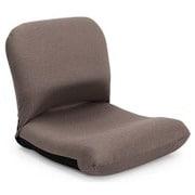 senaka-cbc313-br [背中を支える美姿勢座椅子 ブラウン]