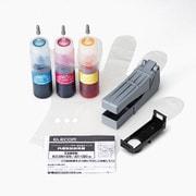 THC-326321CSET5 [詰替えインク キヤノン BCI-321BCI-326対応 シアン・マゼンタ・イエロー(5回分)]
