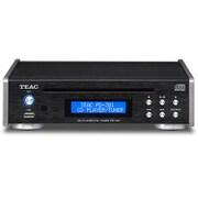 PD-301-B [CDプレーヤー/FMチューナー USB搭載 FMワイドバンド対応 ブラック]