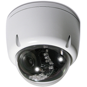 CG-NCPVD032A [屋外暗視 耐衝撃ドーム型 3.5倍ズーム対応 防犯ネットワークカメラ]