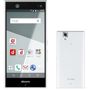 arrows NX F-02H White [スマートフォン]