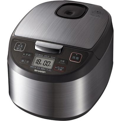 KS-S10J-S [マイコン炊飯器 5.5合炊き シルバー]