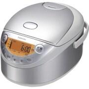 RC-6XJ(S) [IH炊飯器 3.5合炊き 備長炭鍛造かまど釜 シルバー]