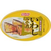 いわしみそ煮 100g [缶詰]