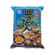 海鮮皿うどん 極細麺 [2人前スープ付]