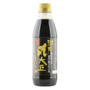 伊賀越 国産丸大豆醤油 500ml [しょうゆ]