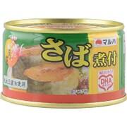 さば煮付 月花 200(固形150g) [缶詰]