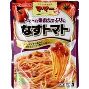 トマトの果肉たっぷりのなすトマト 260g [パスタソース]