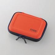 HDC-SH001DR [ポータブルHDDケース セミハード Sサイズ オレンジ]