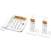 JD-V37CW [デジタルコードレス電話機 子機2台]