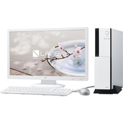 PC-DT750DAW [LAVIE Desk Tower DT750/DAW 23型ワイド/Core i7/HDD 3TB/8GB/ブルーレイドライブ/Office H&B Premium プラス Office 365 サービス/ホワイト]