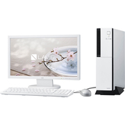 PC-DT150DAW [LAVIE Desk Tower DT150/DAW 19.5型ワイド/Core i3/HDD 1TB/4GB/DVDスーパーマルチ/Office Personal Premium プラス Office 365 サービス/ホワイト]