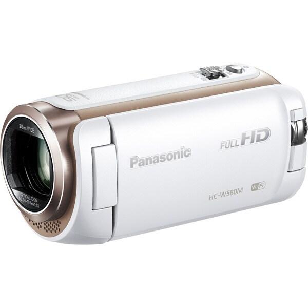 HC-W580M-W [デジタルハイビジョンカメラ 32GB ホワイト]