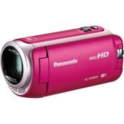HC-W580M-P [デジタルハイビジョンカメラ 32GB ピンク]
