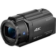 FDR-AX40 BC [デジタル4Kビデオカメラレコーダー Handycam(ハンディカム) ブラック]