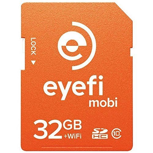 EFJ-MC-32JP [Eyefi Mobi 32GB Class10]