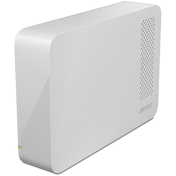 HD-LC2.0U3-WHE [2TB USB3.0対応 外付けハードディスク ホワイト]