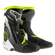 SMX PLUS BOOT 1015 [レーシングブーツ 45 BLACK/WHITE/YELLOW FLUO]
