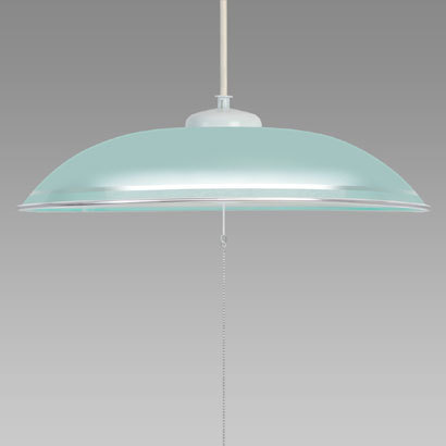 HCDB0821-G [LEDペンダントライト グリーンセード・洋風 ~8畳]