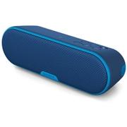 SRS-XB2 L [ワイヤレスポータブルスピーカー Bluetooth/防水対応 ブルー]