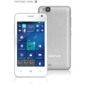 WPJ40-10-WH [マイファーストWindowsフォン Windows 10 Mobile搭載 4インチ液晶 LTE対応 SIMフリースマートフォン ホワイト]