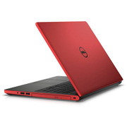 NI45Z-HHBR [Inspiron 15 5555/15.6型ワイド/AMD A4-7210APU/HDD 500GB/メモリ4GB/DVDスーパーマルチドライブ/Windows 10 Home 64ビット/Microsoft Office Home & Business Premium/レッド]