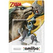 amiibo ウルフリンク【トワイライトプリンセス】(ゼルダの伝説シリーズ) [Wii U/New3DS/New3DSLL ゲーム連動キャラクターフィギュア]