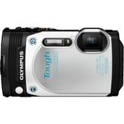 OLYMPUS STYLUS TG-870 Tough WHT [コンパクトデジタルカメラ ホワイト]