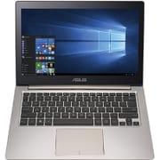 UX303UB-6200 [ZenBook UX303UB/13.3型/Core i5-6200U/メモリ8GB/128GB SSD/Windows 10 Home 64ビット/スモーキーブラウン]