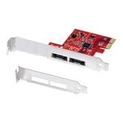 REX-PE32X [eSATA 2ポート PCI Expressボード]