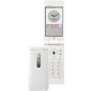 KYF31 GRATINA 4G ホワイト [携帯電話]