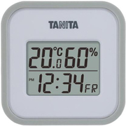 TT-558-GY [デジタル温湿度計 グレー]
