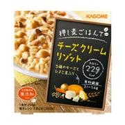押し麦ごはんで チーズクリームリゾット 250g [レンジ調理食品]