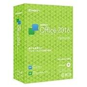 KINGSOFT Office 2016 Personal パッケージCD-ROM版4月