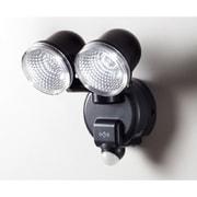 DLB-2T100 [乾電池式センサーライト 2灯式]